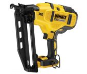 DeWalt DCN660N 18V Li-Ion Accu afwerk tacker body - 32-63mm - 16 Gauge - koolborstelloos - DCN660N-XJ