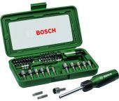 Bosch 2607019504 46-delige schroefbitset