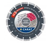 Carat CED1509000 CE Brilliant Diamantdoorslijpschijf - 150 x 22,23mm - universeel