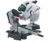 Metabo KGS 315 PLUS Telescopische afkort- en verstekzaagmachine - 2200W - 315 x 30mm - 0103150000