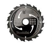 Makita B-07945 Makforce Cirkelzaagblad - 185 x 30 x 16T - Hout