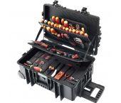 Wiha 9300 115 delige gereedschapset voor elektriciens - 40524