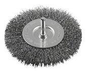 Bosch 2607017119 Schijfborstels voor boormachines - gegolfde draad (1st)