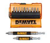 DeWalt DT71502 14 delige bitset in cassette - DT71502-QZ