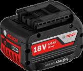Bosch 1600A003NC / GBA 18 V 4,0 Ah MW-C Li-ion accu - Coolpack - Wireless Charging - 1600A00C42