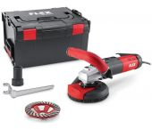 Flex LD 15-10 125 R Saneringsmachine met PKD-Jet Kit - 125mm - 1450W  - 405.965