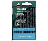 Metabo 627161000 13-Delige Spiraalboren set
