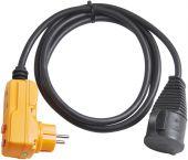 Brennenstuhl 1160370 Adapterkabel FI IP44 - H07RN-F 3G1,5 - 2m