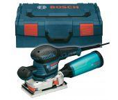 Bosch GSS 230 AVE Vlakschuurmachine in L-Boxx - 300W - 92 x 182mm - 0601292801