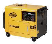 Kipor KDE6700T3 Diesel Aggregaat - 6000W (400V) - 1-cylinder