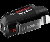 Bosch GAA 12V 10.8V / 12V Li-Ion accu USB lader  - 061880004J