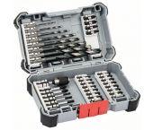Bosch 2608577148 35-Delige Metaalboren & schroefbitset in Box L