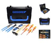 Gedore 90003004 / 26 delige accessoire set in L-Boxx