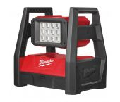 Milwaukee M18 HAL-0 18V Li-Ion Area lamp - 3000 lumen - netstroom & accu - 4933451262