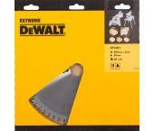 DeWalt DT4351 Extreme Cirkelzaagblad - 250 x 30 x 60T - Hout - DT4351-QZ