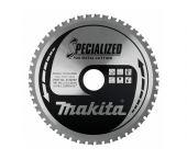 Makita B-09787 Specialized Cirkelzaagblad - 185 x 30 x 48T - Metaal