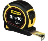 Stanley 1-30-686 Tylon Rolmaat - cm/inch - 3m x 13mm
