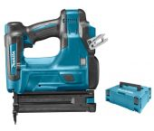 Makita DBN500ZJ 18V Li-Ion Accu brad tacker body in Mbox - 15-50mm - 18 Gauge