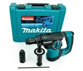 Makita HR2811FT SDS-plus Combihamer incl. snelspanboorkop in koffer - 800W - 2,9J