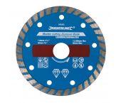 Silverline 950392 Diamantzaagblad -  110 x 2,7 x 20 mm - Marmer