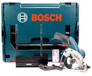Bosch GKS 10,8 V-LI SOLO 10.8V Li-Ion accu cirkelzaag body in L-Boxx - 85mm - 06016A1002