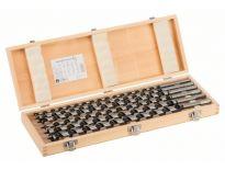 Bosch 2607019323 6-Delige slangenborenset - 10 x 12 x 14 x 16 x 18 x 20mm