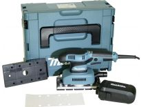 Makita BO3711J Vlakschuurmachine in Mbox - 190W - 93 x 185mm