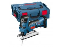 Bosch GST 18 V-Li S SOLO 18V Li-Ion accu decoupeerzaag body in L-Boxx - T-greep - variabel - 06015A5101