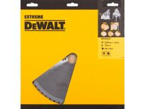 DeWalt DT4331 Extreme Cirkelzaagblad - 305 x 30 x 60T - Hout / Laminaat / MDF - DT4331-QZ