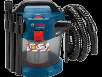 Bosch GAS 18V-10 L 18V Li-Ion accu nat-/droogzuiger body  - 06019C6300
