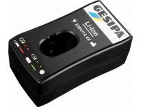 Gesipa 7251134 14.4V Li-ion oplader voor Accubird/Powerbird/Firebird
