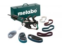 Metabo RBE 9-60 SET Buizenslijper incl. schuurbanden in metalen koffer - 900W - 30 x 533mm - 602183500