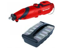 Einhell TC-MG 135 E Multitool + 180 delige accessoireset in koffer - 135W - 4419169