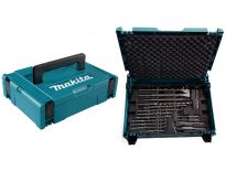 Makita B-52059 17 delige SDS-plus boor / beitel set in MBox