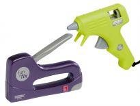 Rapid 5000219 Lijmpistool G1010 & Handtacker M10R combiset
