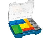Bosch 2608438067 i-Boxx 72 opbergkoffer voor LS-Boxx systeem + 10 delige organiser set