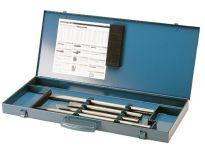 Makita P-18013 SDS-Max 4 delige Beitelset in koffer