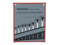 Teng Tools 6508RMM 8 delige ratelsteekringsleutelset in etui