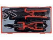 Teng Tools TT440-T 4 delige tangenset