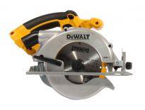 DeWalt DC390N 18V accu cirkelzaag body - 165mm - DC390N-XJ