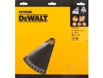 DeWalt DT4328 Extreme Cirkelzaagblad - 300 x 30 x 60T - Hout (Met nagels) - DT4328-QZ