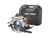 Black and Decker KS1500LK Cirkelzaag in koffer - 1500W - 190mm - KS1500LK-QS