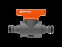 Gardena 2976-26 Koppeling met reguleerventiel