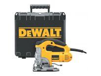 DeWalt DW331K Decoupeerzaag in koffer - 701W - D-greep - variabel - DW331K-QS