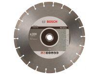 Bosch 2608602700 Diamant doorslijpschijf voor abrasieve materialen - 300mm
