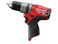 Milwaukee M12 CPD-0 12V Li-Ion accu klopboor-/schroefmachine body - koolborstelloos - 4933440380