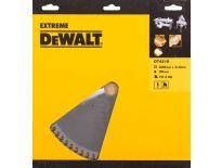 DeWalt DT4218 Extreme Cirkelzaagblad - 305 x 30 x 72T - Hout / Laminaat / MDF - DT4218-QZ