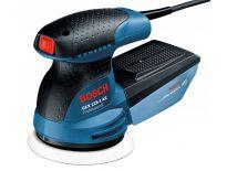 Bosch GEX 125-1 AE Excentrische schuurmachine in koffer - 250W - 125mm - variabel - 0601387501