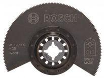 Bosch 2608661643 / ACZ 85 EC HCS segmentzaagblad- 85 mm - Hout