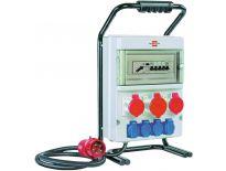 Brennenstuhl 1154900 Mobiele stroomverdeler BSV 4/32 FS IP44 - 2m